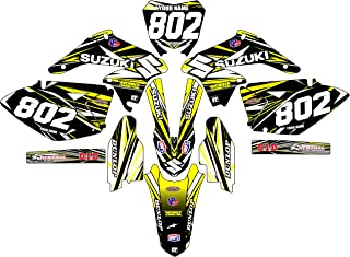 2016 rmz 450 graphics kit