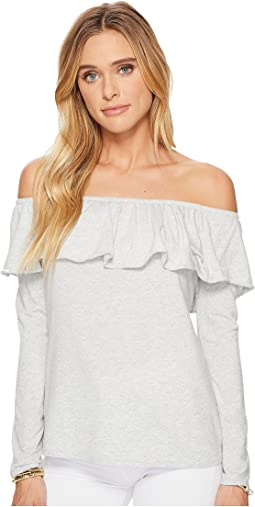 Lilly Pulitzer - Augustus Top Heathered