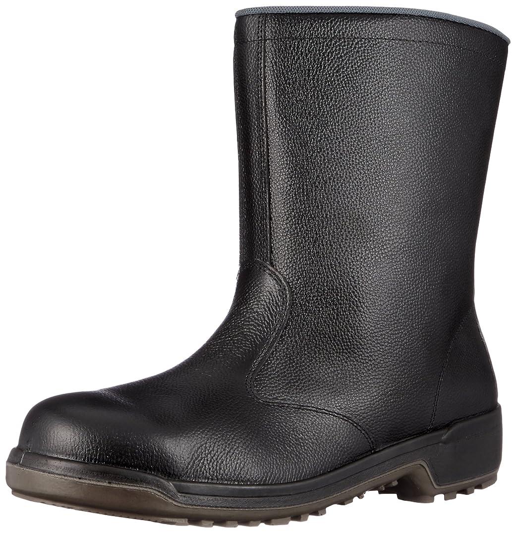 ナース消えるインストール[ミドリ安全] 安全靴 JIS規格 半長靴 MZ040J