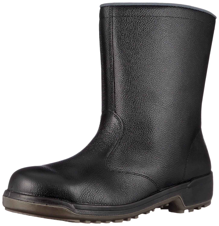 [ミドリ安全] 安全靴 JIS規格 半長靴 MZ040J
