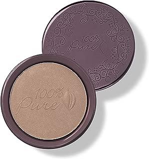 100 pure cocoa bronzer
