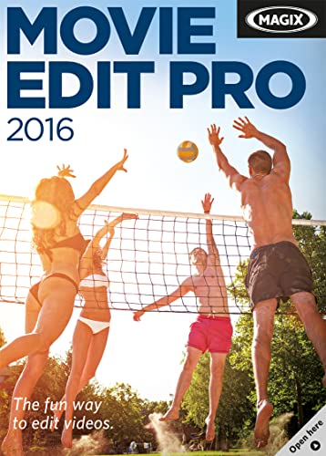 MAGIX Movie Edit Pro 2016 [Download]