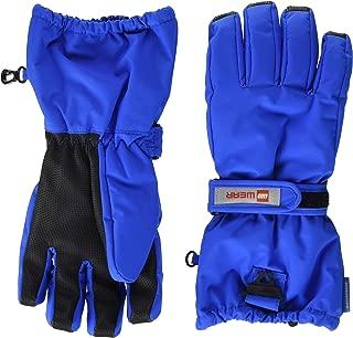 LEGO Wear Aiden Fleece-Lined Softshell Water Resistant Touchscreen Winter Gloves