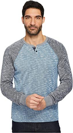 Lucky Brand - French Notch Neck Tee