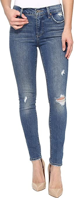 Lucky Brand Bridgette Skinny Jeans in Escape