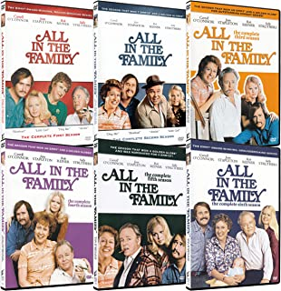 All in the Family (The Complete First - Sixth Season)