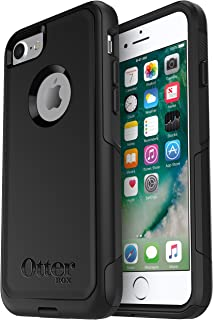 OtterBox COMMUTER SERIES Case for iPhone 7 (ONLY) - Retail Packaging - BLACK