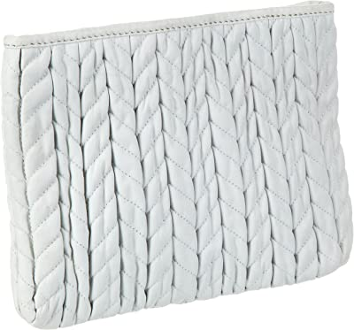 SELECTED FEMME Bags Quilted Clutch 16030183, Damen Clutches 23x18x2 cm (B x H x T)