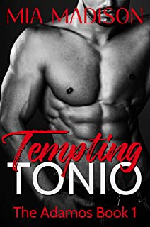 Tempting Tonio (The Adamos Book 1)