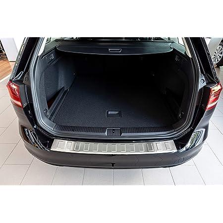 Fahrzeugspezifischer Ladekantenschutz Aus Edelstahl Mit 3d Abkantung Azuga Az29000139 Auto