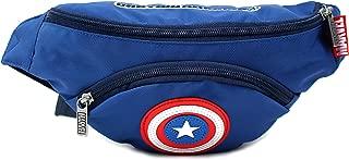 Disney MARVEL Captain America Small HipSack Waist Pack Fanny Phone Wallet