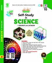 Evergreen CBSE Self Study In Science:For March 2021 Examinations(CLASS 10)