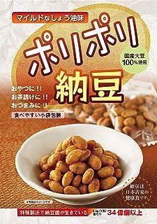 ポリポリ納豆 しょう油味(5.5g☓30包)