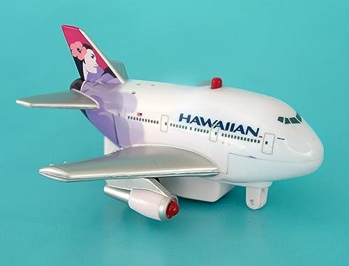 Daron TT936 Hawaiian Airlines Pullback mit Licht und Sound