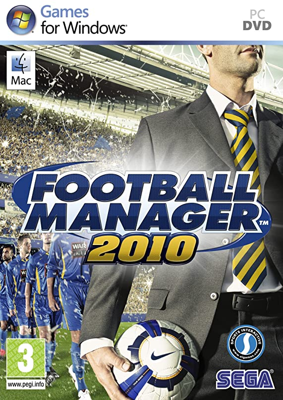 普通の受動的盗難Football Manager 2010 (輸入版)