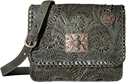 American West - Grand Prairie Flap Crossbody
