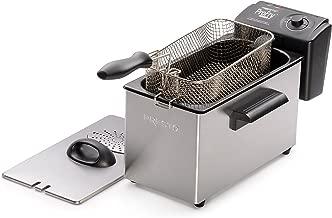 Presto 05488 Stainless Steel ProFry Deep Fryer