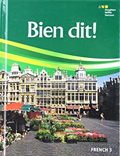 Bien dit!: Student Edition Level 3 2018 (French Edition)
