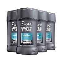 Deals on 4-Pack Dove Men+Care Antiperspirant Deodorant for Men 2.7oz