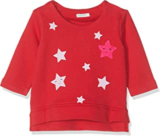 United Colors of Benetton Baby-Jungen Felpa Cappuccio Zip Banda Lurex Pullover
