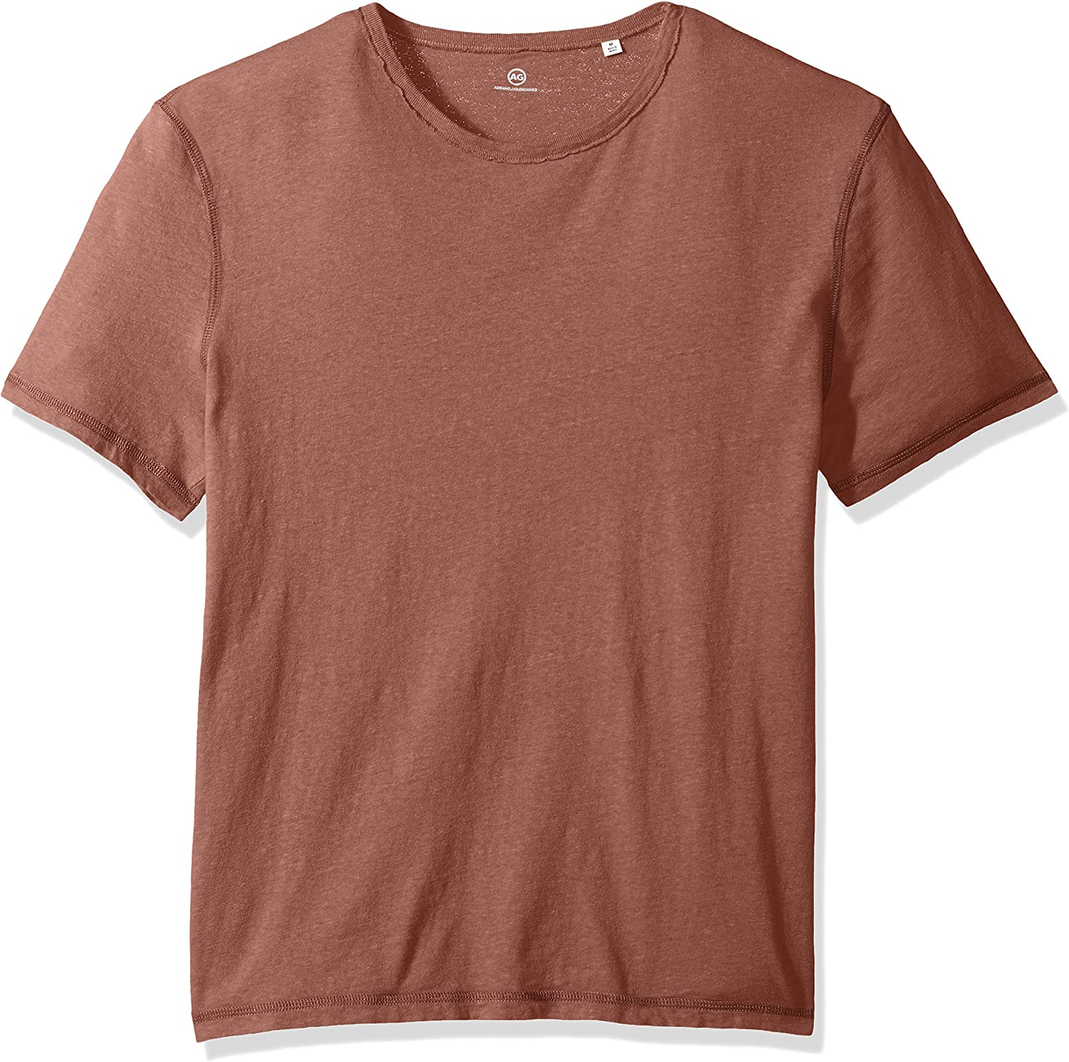 AG Adriano Kansas City Mall Goldschmied Men's Ramsey Short Vintage Sleeve Rapid rise Jersey