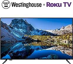 $169 » Westinghouse 40 inch Roku Full HD LED Smart TV (Renewed)
