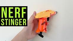 Nerf Gun Nanofire Green Hasbro Child Kids Boy Toy Gift Loose 100/% NEW In Stock
