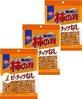 亀田製菓 亀田の柿の種100% 130g×3袋