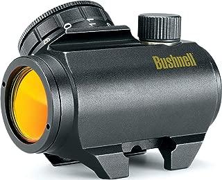 Bushnell Trophy TRS-25 Red Dot Sight Riflescope, 1x25mm, Black (Renewed)