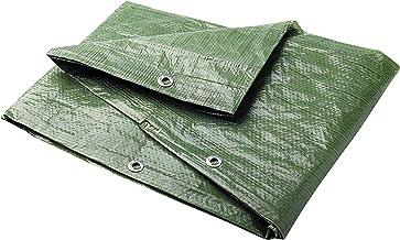 Cubierta de lona para le/ña impermeable resistente a la rotura y a los rayos UV 6 x 1,5 m Wolfcraft 5124000