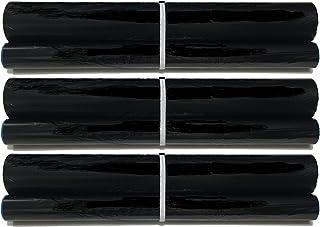 3-Pack of UX-5CR Fax Film Ribbon Refill Rolls Compatible with Sharp Fax UX-P100 UX-P105 UX-P115 UX-P200 UX-P200RF UX-CL220...