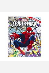 Spiderman Look & Find New (Look and Find) Hardcover