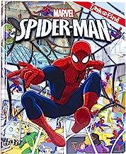 Marvel Spider-Man Look and Find Activity Book - PI Kids Pdf