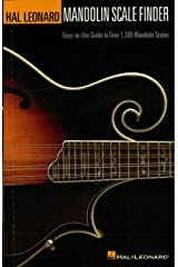 Mandolin Scale Finder: Easy-to-Use Guide to Over 1,300 Mandolin Chords Kindle Edition