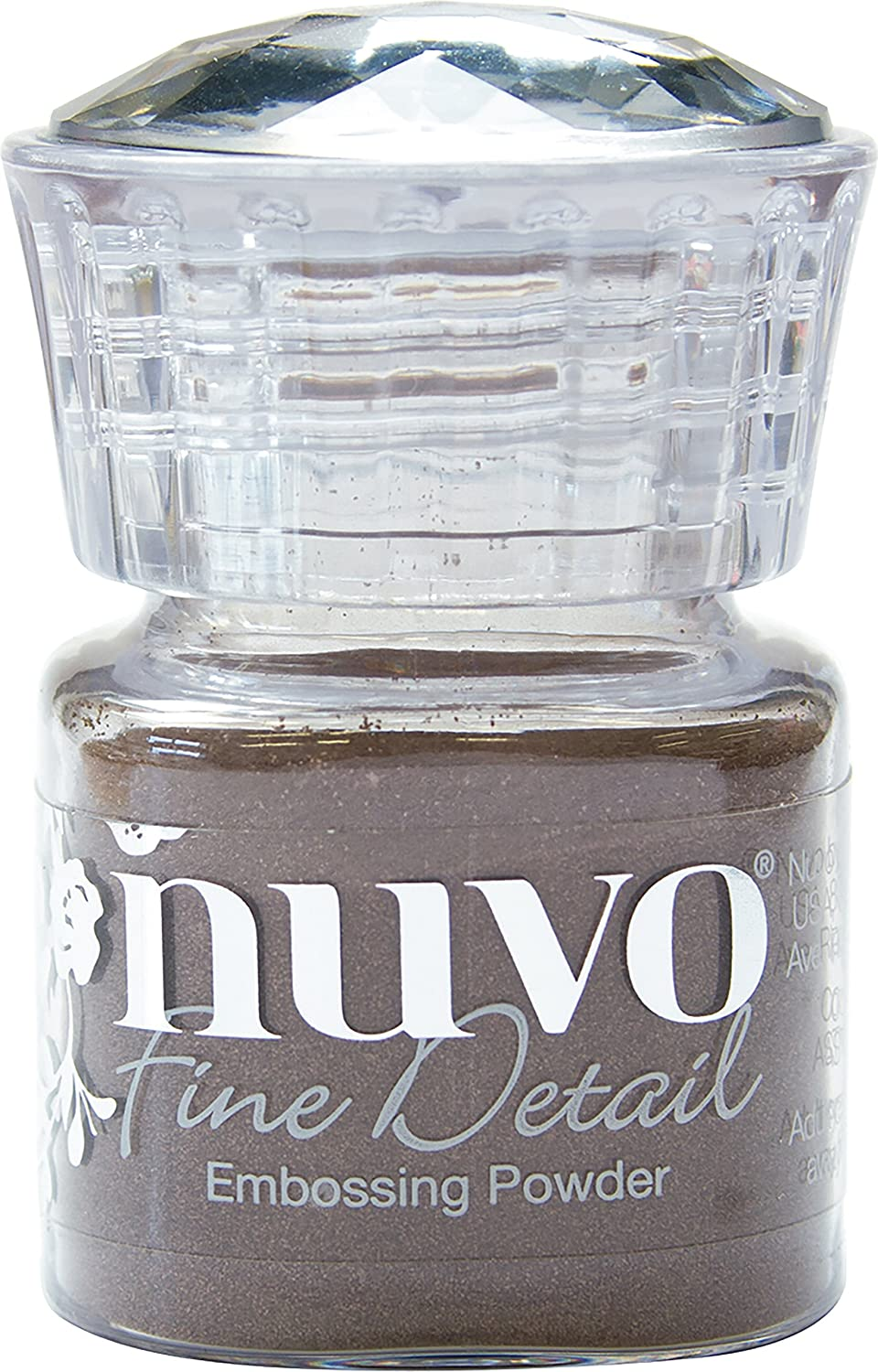Nuvo Embossing Powder Fine Blush Sales of SALE items from new works Detail Copper Very popular .68oz