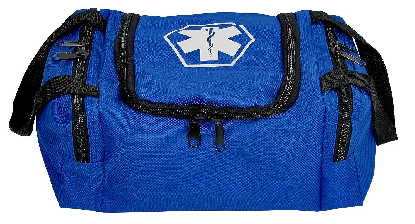 プレフィックススープヒュームDixie EMS Dixigear Empty First Responder II Bag, Blue by Dixie Ems