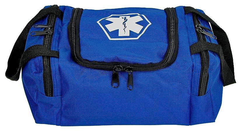 崇拝する集中望まないDixie EMS Dixigear Empty First Responder II Bag, Blue by Dixie Ems