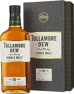 Tullamore Dew Tullamore D.E.W. 18 Years Old Single Malt Irish Whiskey Whisky 1 x 0.7