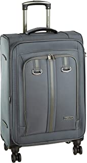 5c67746c6d8 Kenneth Cole Polycarbonate 50 cms Grey Softsided Check-in Luggage  (KC872120GRY20)