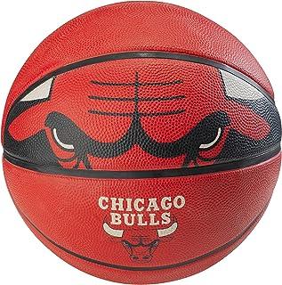 Spalding NBA Chicago Bulls Courtside Rubber Basketball