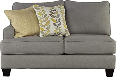 Amazon Com Benchcraft Alsen Contemporary Upholstered