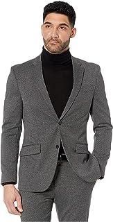 Perry Ellis Men's Slim Stretch Textured Jacket Blazer