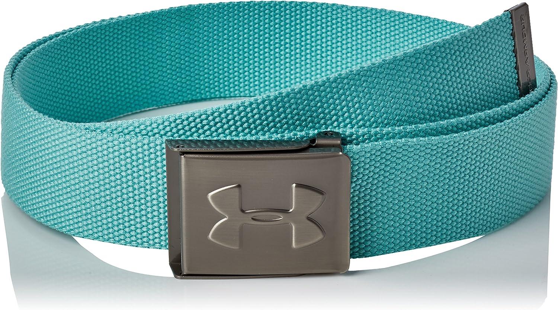 Under Armour UA Webbed Belt OSFA MINT : Clothing, Shoes & Jewelry