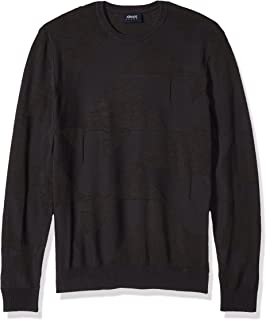Men's Plus Size All Over Eagle Logo Knit Pullover