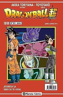 Dragon Ball Serie roja nº 215 (Manga Shonen)