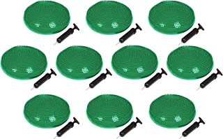 Trademark Innovations 13 Diameter Fitness and Balance Disc Seat (Set of 10)