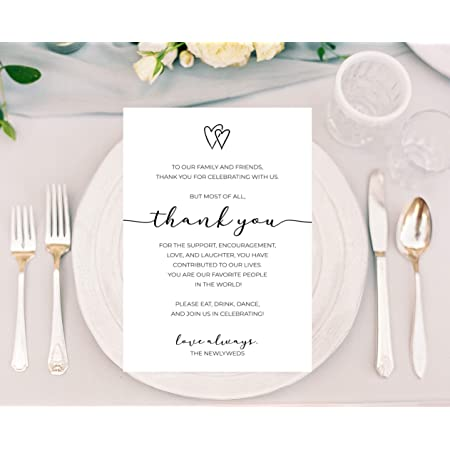 40 thanksgiving place cards Thanks and GIVING thanks wedding place cards Laser Cut Name signs for wedding Place Setting Wedding Modern Party