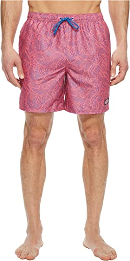 Linear Tropics Chappy Swim Trunk