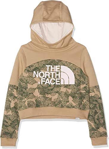 The North Face Cropped Veste à Capuche et Coupe Courte Fille