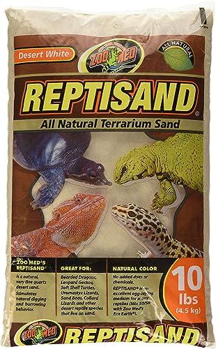 Zoo Med ReptiSand, 10 Pounds, Desert White